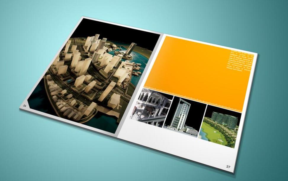 深圳画册设计企业谈高档宣传画册设计有什么不同